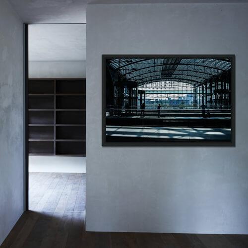 unieke fotografie kunst aan de muur