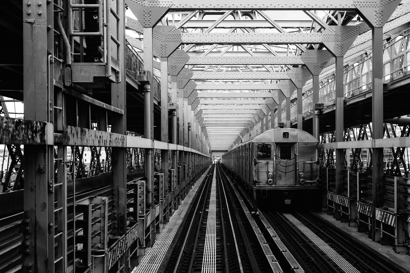 Subway Adam van Noort Artures Fotografie Online Galerie