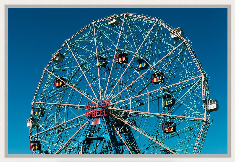 Coney island kunstwerk artures online kunstgalerie fotografie